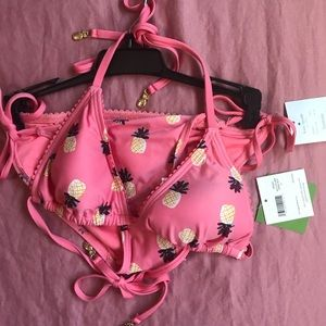 Kate spade two piece swimsuit XS